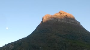Lions Head Sunrise