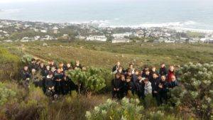 Table Mountain Pipe Track